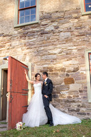 Prallsville Mill, Stockton, NJ with Church Wedding