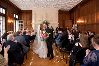 Summer Wedding on Rutherford Hall Ceremony David's Country Inn Receptions