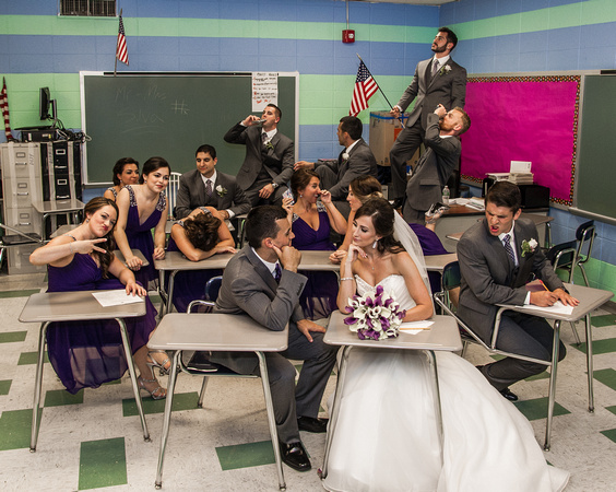 Bridal Party Cherryville Photography Funny Wedding Pictures High
