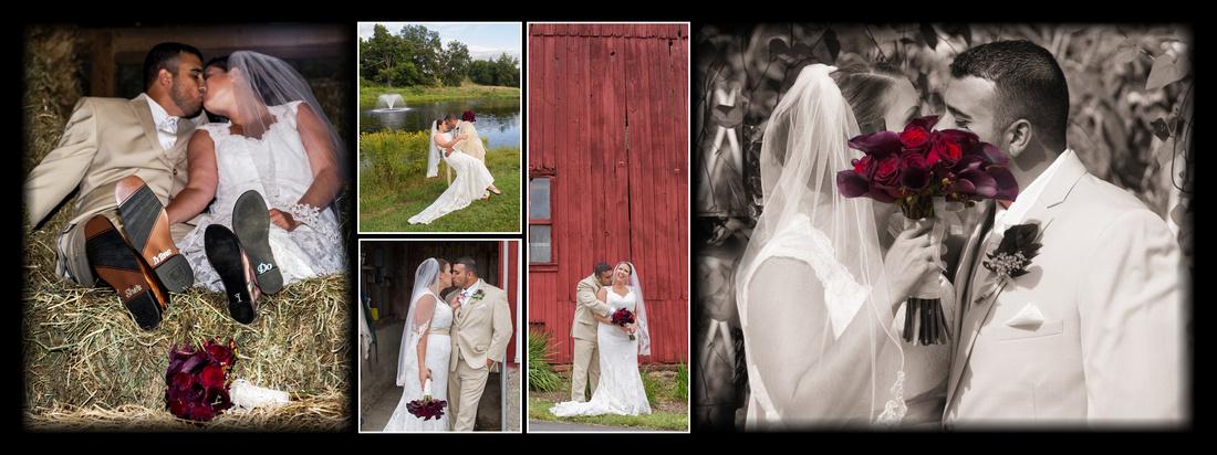 Rustic NJ Wedding