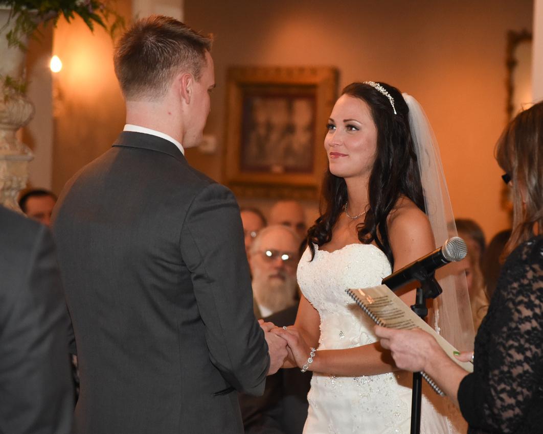 Ashley and garrett wedding
